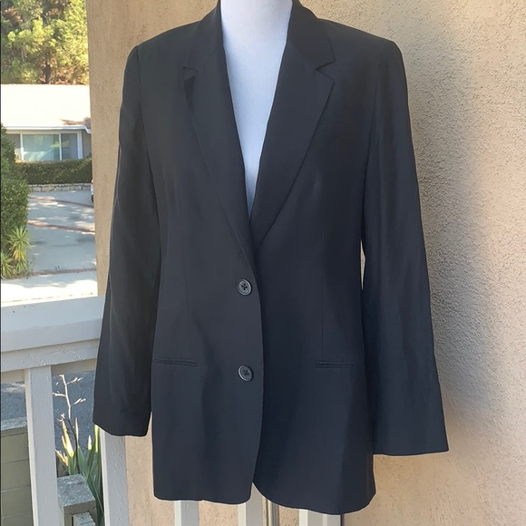 Vince Black Jacket Blazer